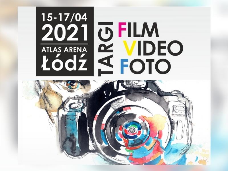 targi foto video 2021 Łódź