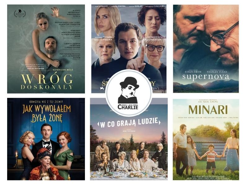 Kino Charlie Łódź seanse pory letniej
