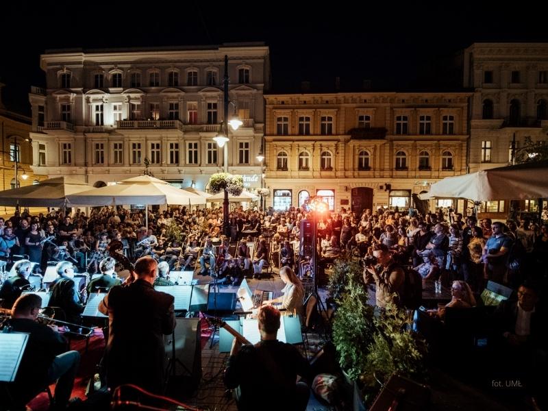 koncerty na Piotrkowskiej w Łodzi