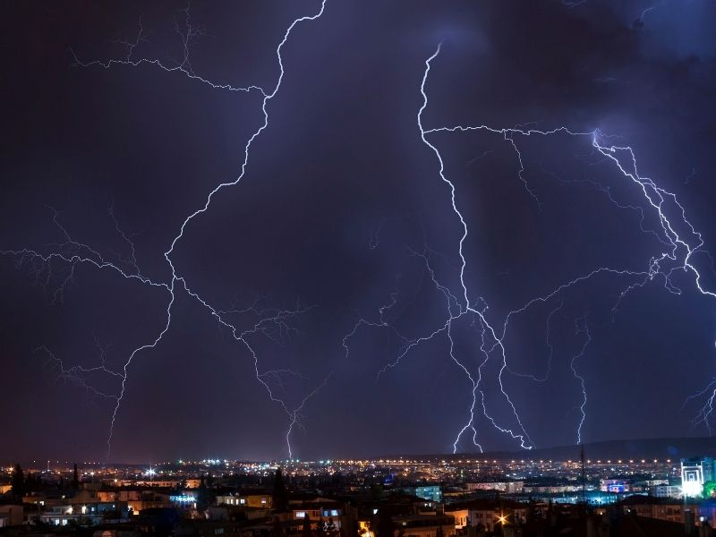 burze w Łodzi