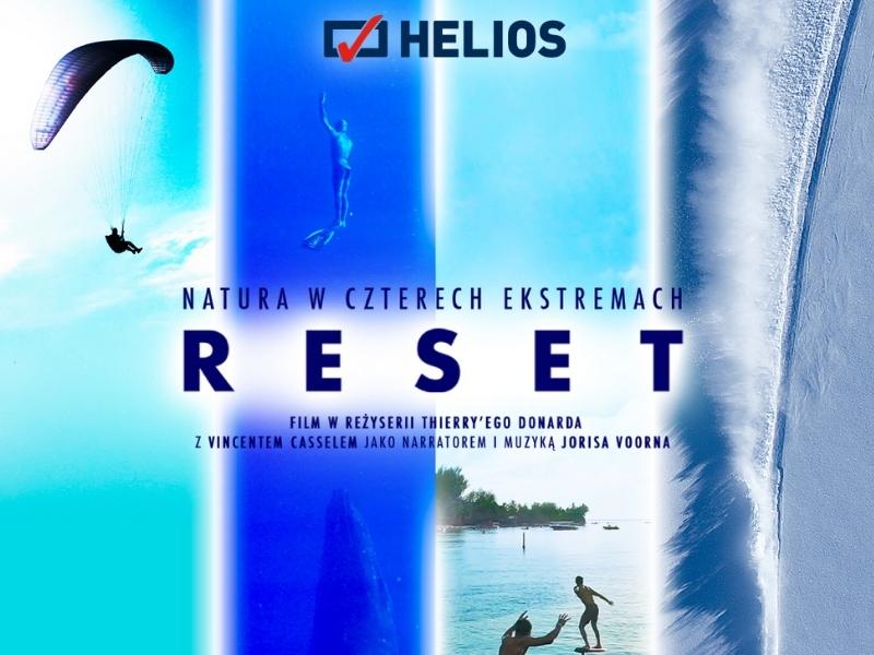 Kino Helios Łódź - 12 sierpnia 2021